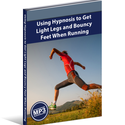 Using Hypnosis to Get Light Legs and Bouncy Feet When Running